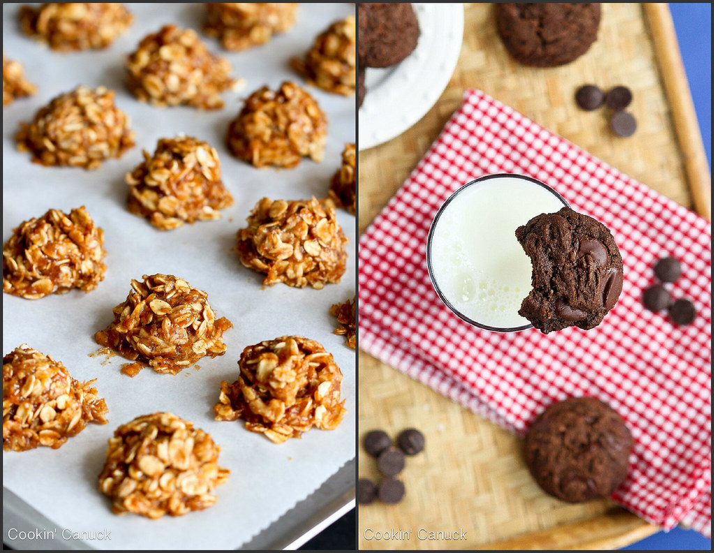 Healthy Cookie Recipes   cookincanuck.com