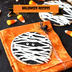 Awesome Halloween Savory & Sweet Recipes