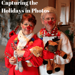 Capturing the Holidays in Photos {Adobe Photoshop Elements}
