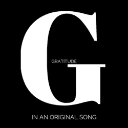 Gratitude in an Original Song