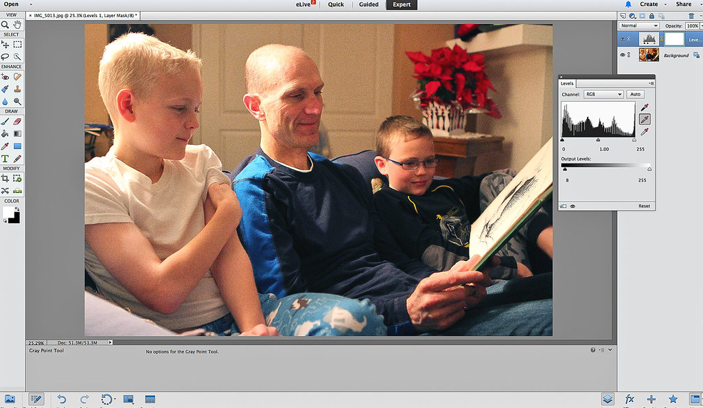 How to Remove a Color Cast in Photoshop Elements...Get rid of those orange photos forever!   cookincanuck.com #photography