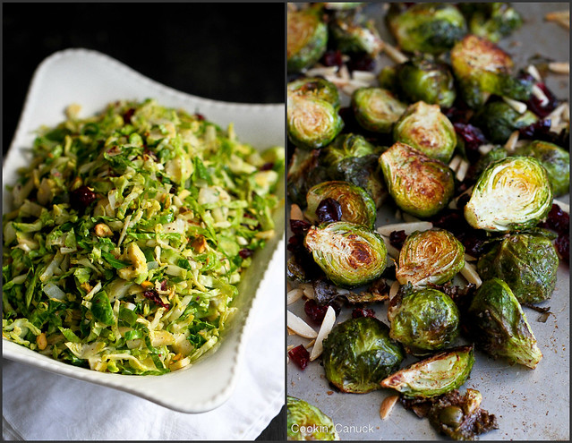 Healthy Brussels Sprouts Recipes | cookincanuck.com