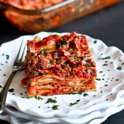 Best Low-Fat Turkey Lasagna | cookincanuck.com