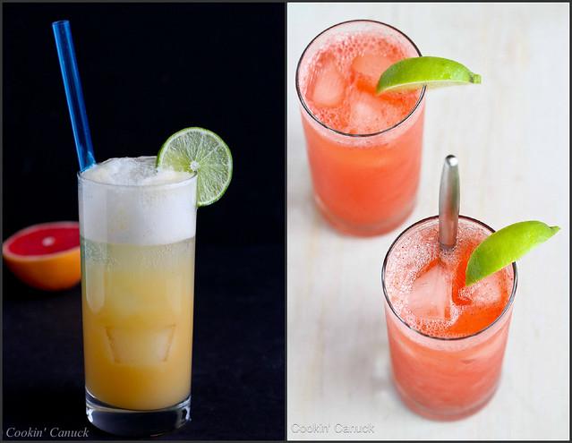 Fresh Fruit Beverages | cookincanuck.com