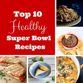 Top 10 Healthy Super Bowl Recipes