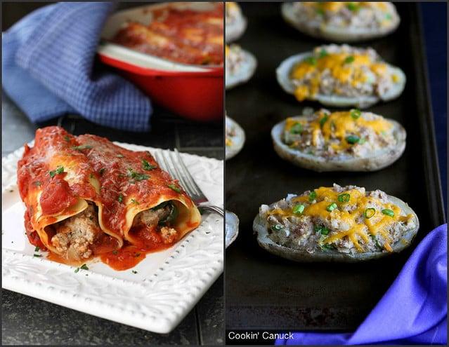 Healthy ground turkey recipes | cookincanuck.com