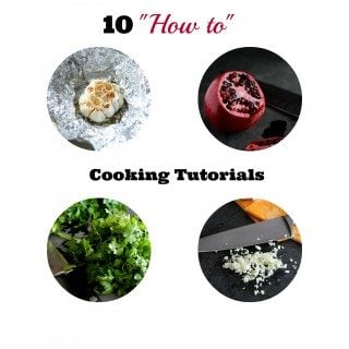 """10 Helpful """"How to"""" Cooking Tutorials"""