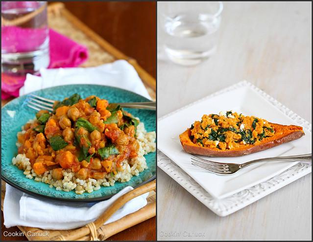 Healthy Sweet Potato Recipes | cookincanuck.com