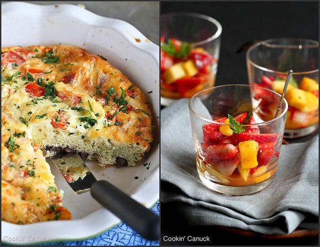 Healthy Brunch Recipes | cookincanuck.com