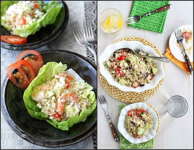 Healthy Quinoa Recipes | cookincanuck.com