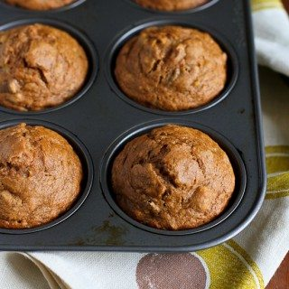 Whole Wheat Banana Nut Muffins Recipe