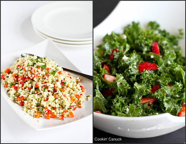 Healthy springtime salad recipes | cookincanuck.com