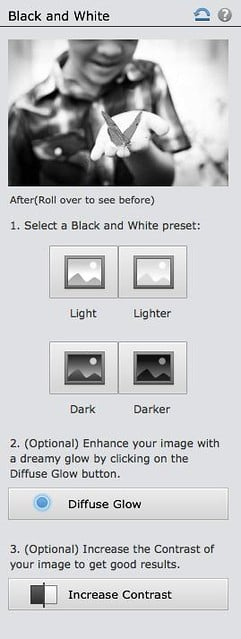 How to Convert Your Photos to Black and White & Other Tricks   cookincanuck.com #photography