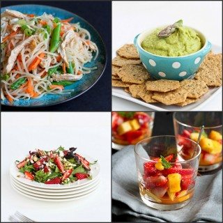 10 Healthy Recipes for Spring