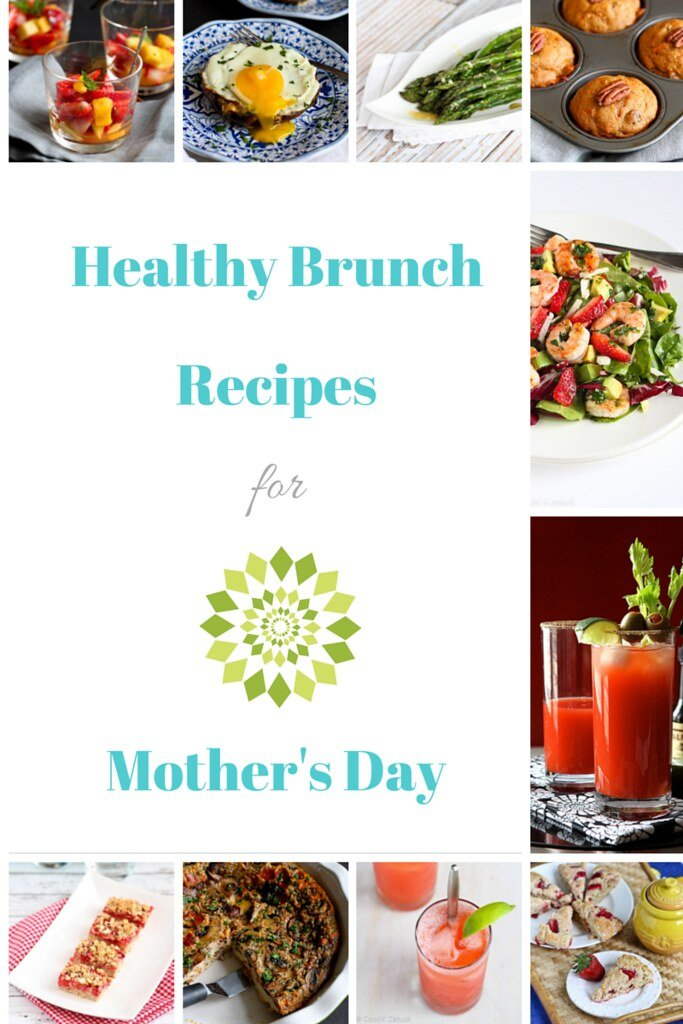 Healthy Brunch Recipes for Mother's Day