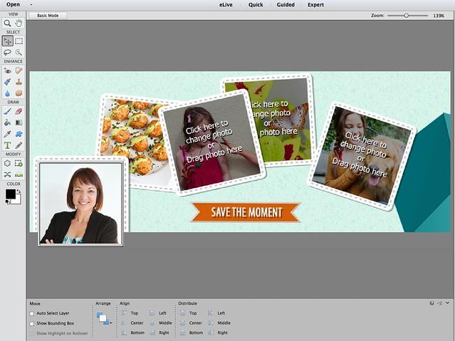 How to Make a Facebook Cover   cookincanuck.com #photography #photoshop