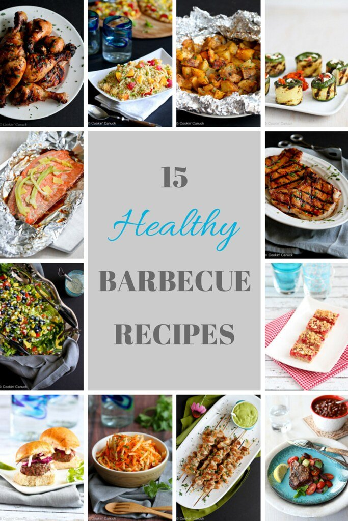 15 Healthy Barbecue and Grilling Recipes | cookincanuck.com