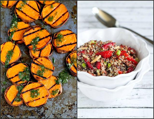 Vegetarian Side Dish Recipes | cookincanuck.com