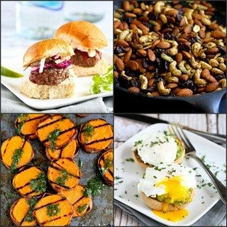 10 Father's Day Recipes on the Healthy Side
