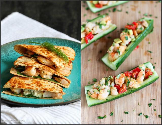 Healthy and Delicious Shrimp Recipes | cookincanuck.com