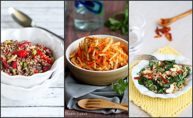 20 Healthy Summer Barbecue Salad Recipes | cookincanuck.com