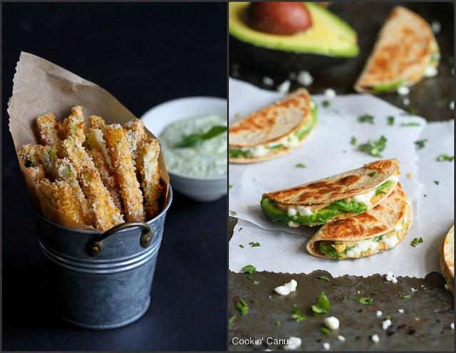 Healthy Summertime Appetizers | cookincanuck.com