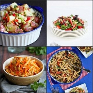 20 Healthy Summer Barbecue Salad Recipes