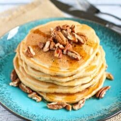 Whole Wheat Zucchini Pancakes Recipe