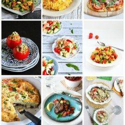 12 Healthy Tomato Recipes