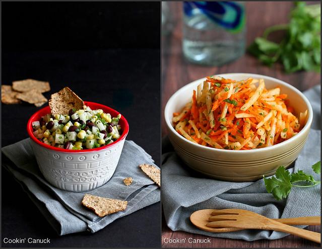 Healthy Jicama Recipes | cookincanuck.com