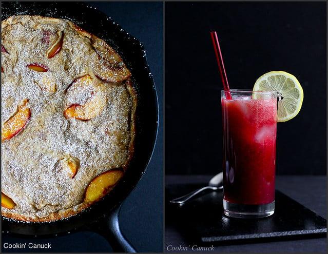 Peach Recipes | cookincanuck.com