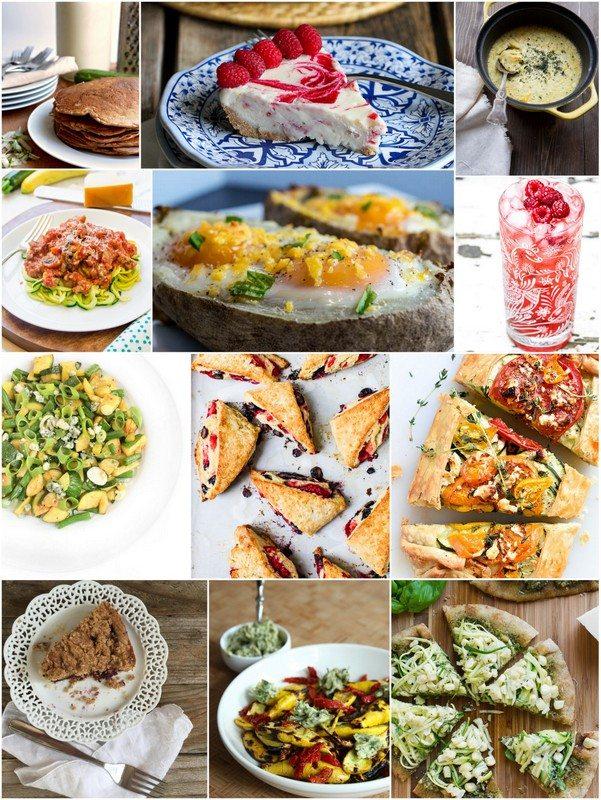 August #EatSeasonal Recipes