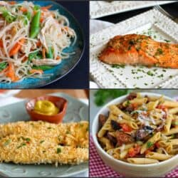 20 Healthy School Night Recipes