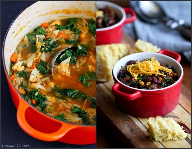 Recipes to serve with cornbread