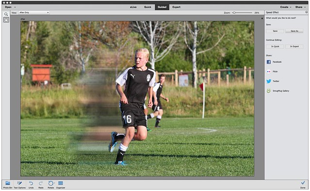 New Features of Photoshop Elements 14 & Premiere Elements 14  - Speed (Guided Edits)