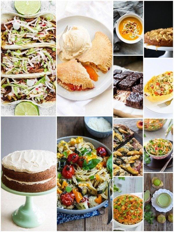 #EatSeasonal September Recipes
