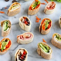Lunchbox Ideas: 5 Pinwheel Sandwich Recipes