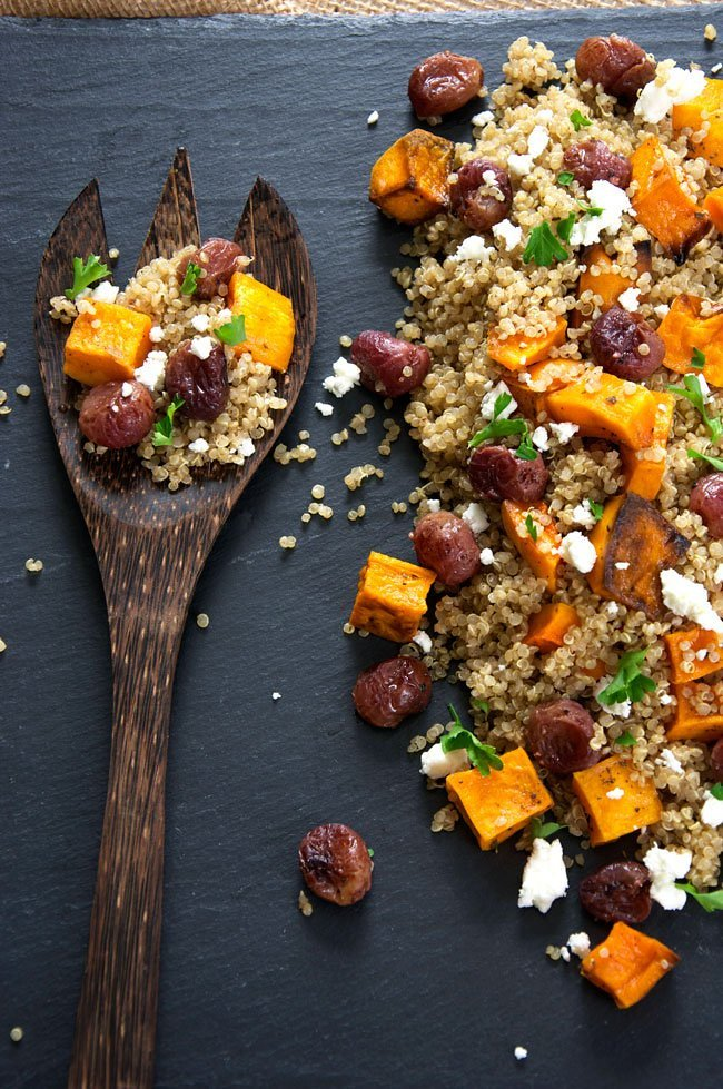 Healthy Side Dish Recipes for Thanksgiving   cookincanuck.com