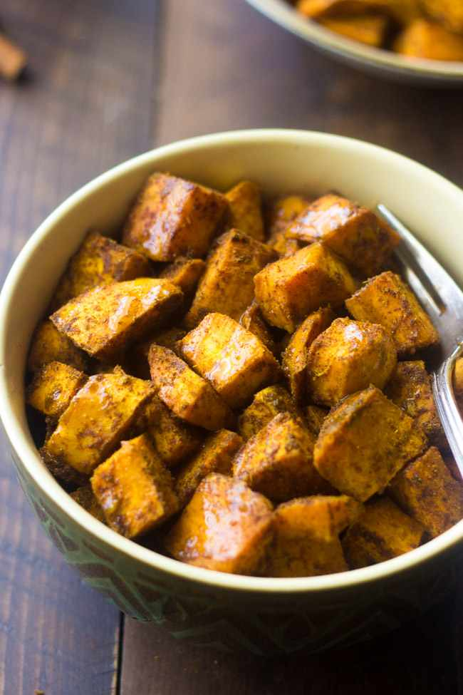 Healthy Side Dish Recipes for Thanksgiving | cookincanuck.com