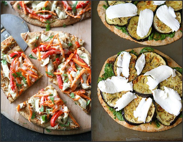 Healthy and Easy Naan Pizza Recipes | cookincanuck.com