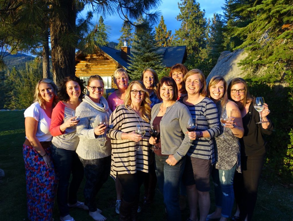 Tahoe Retreat 2015