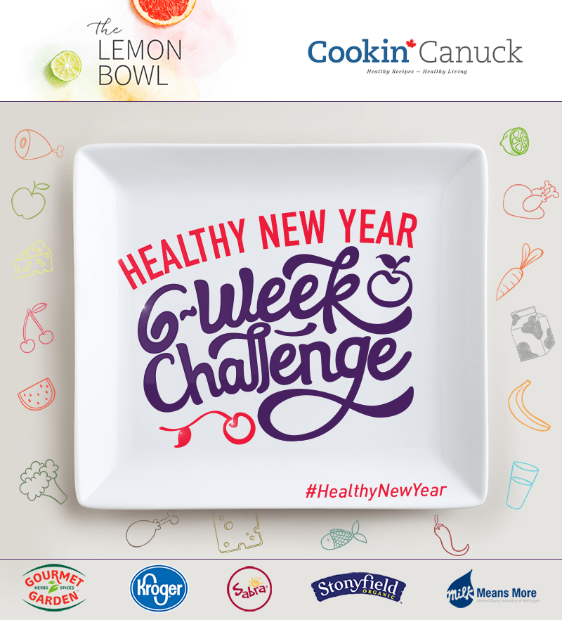 Healthy New Year 6-Week Challenge