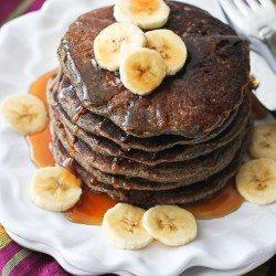 Buckwheat Blender Pancakes Recipe
