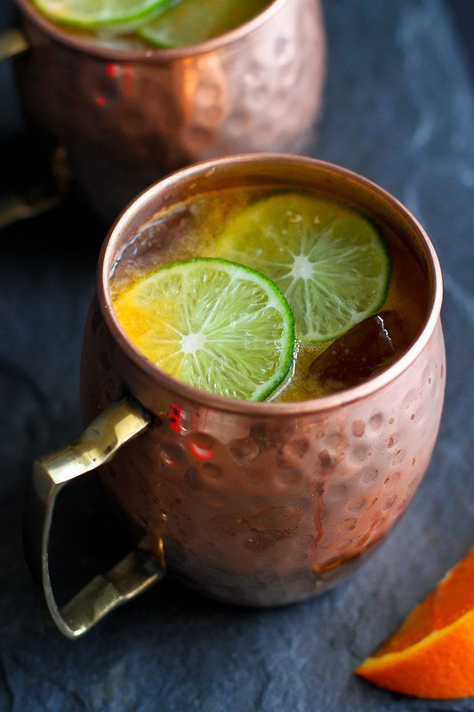 Give your Moscow Mules a fresh taste of citrus! This refreshing cocktail is great served any time of the year.