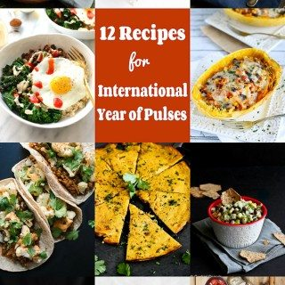12 Recipes for The International Year of Pulses