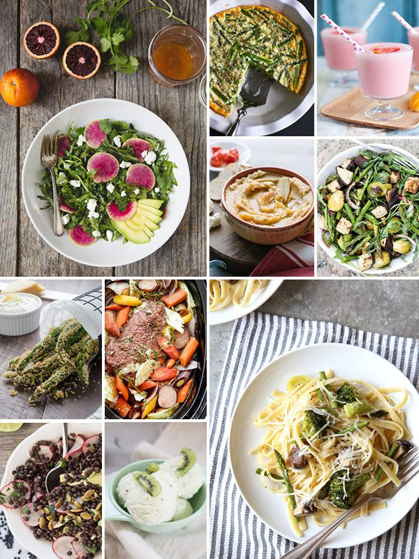 Eat Seasonal March 2016
