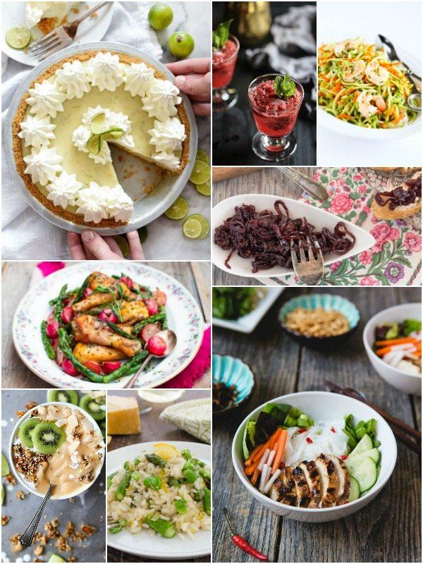 April #EatSeasonal Recipes