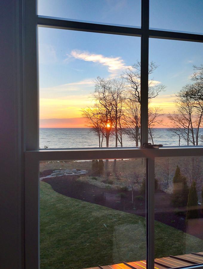 #FreshCoastRetreat: Connecting on Lake Michigan