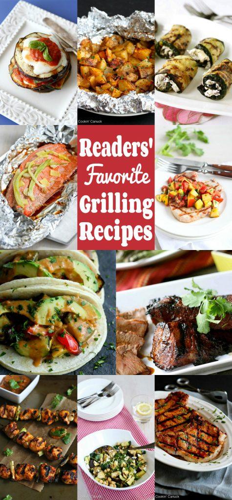 Readers' Favorite Grilling Recipes