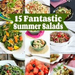 15 Fantastic Summertime Salad Recipes